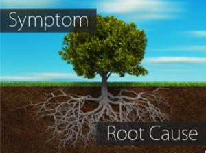 symptom-root
